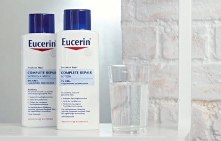Gamme Eucerin Complete Repair