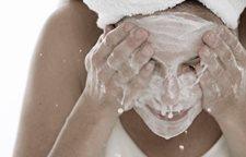La crème de beauté avec leffet blanchissant