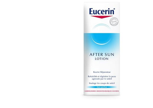 After Sun Lotion - Baume Réparateur Eucerin